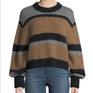 Veronica Beard Magda Alpaca Sweater